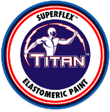 Superflex Titan Elastomeric Paint